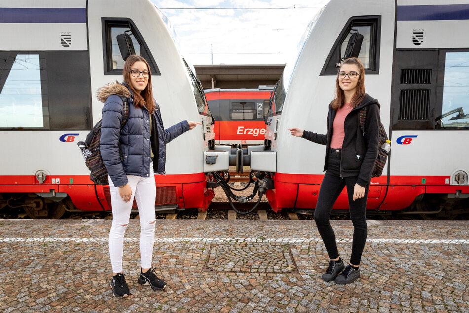 Chemnitz: Abstand halten! Darum hat auch die City-Bahn ihre Züge verlängert