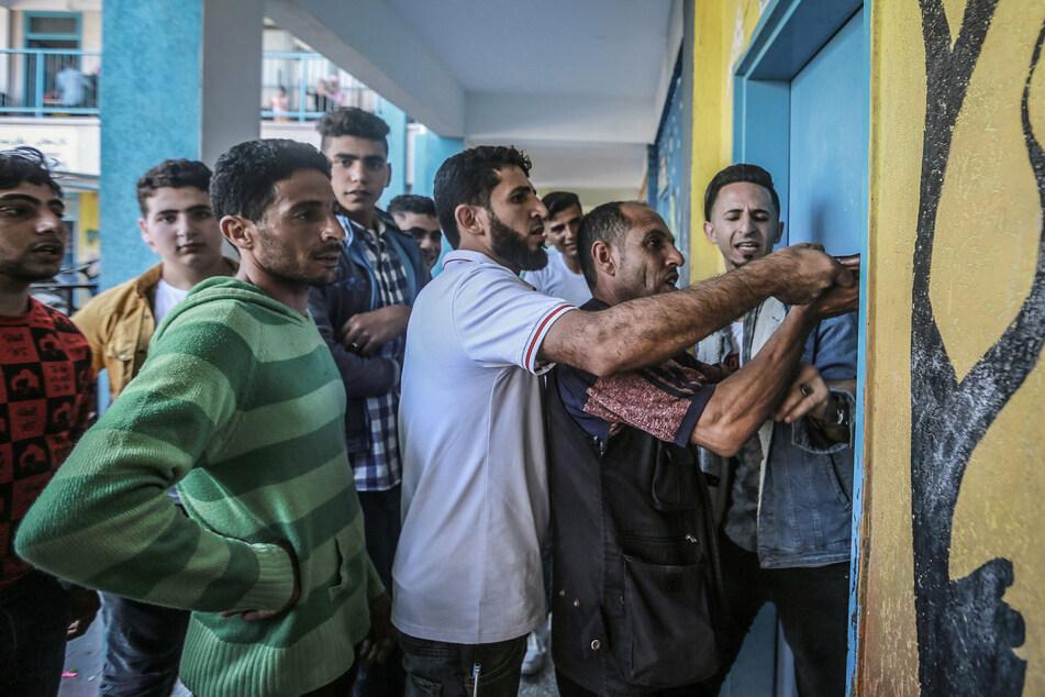 Berlin: Wegen Gewalt-Welle in Nahost: Palästinenser demonstrieren in Berlin