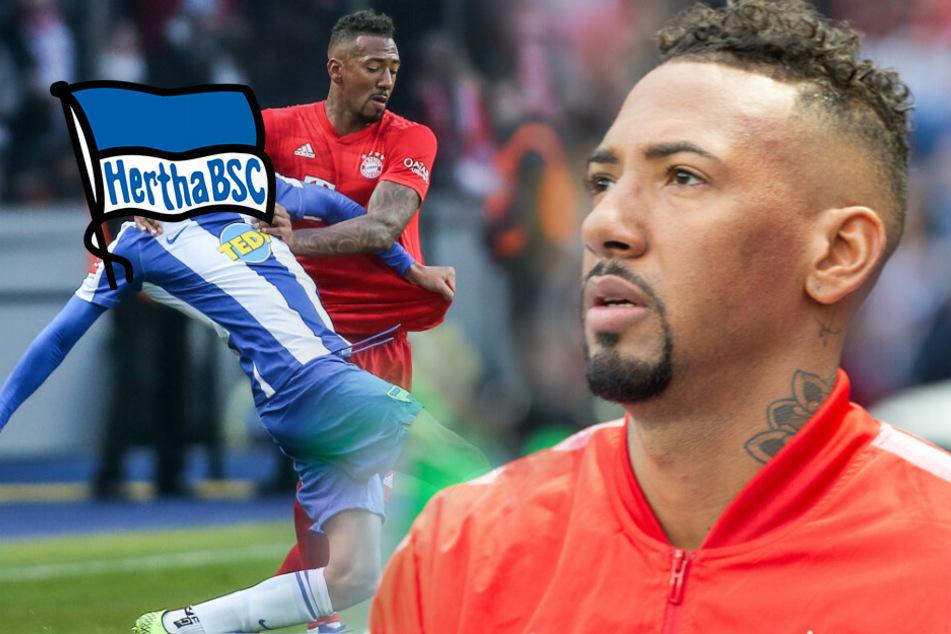 Bahnt sich spektakuläre Rückkehr an? Was geht da mit Boateng und Hertha?