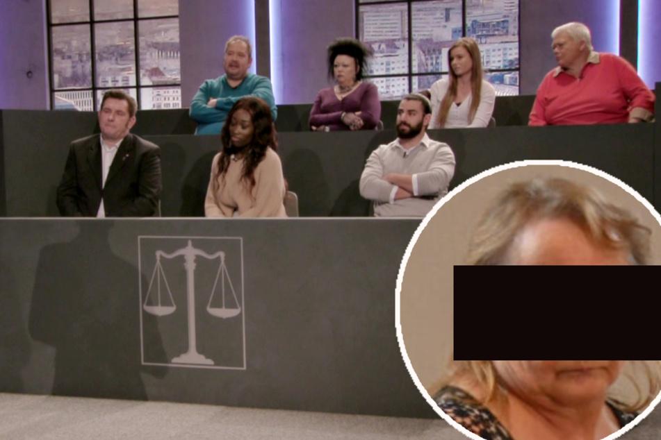 """""""Im Namen des Volkes"""": Tränen-Drama gleich beim ersten Fall"""