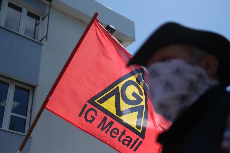 Die Warnstreiks in der Leipziger Kfz-Branche gehen weiter.