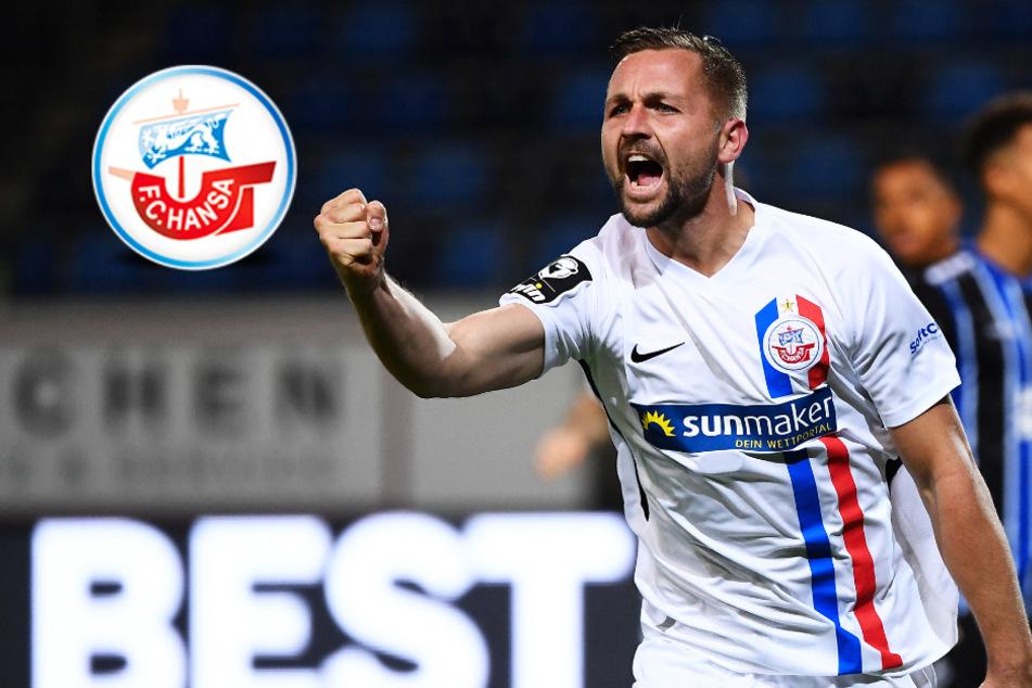 FC Hansa Rostock rockt die 3. Liga und steht nach Galavorstellung ganz oben!