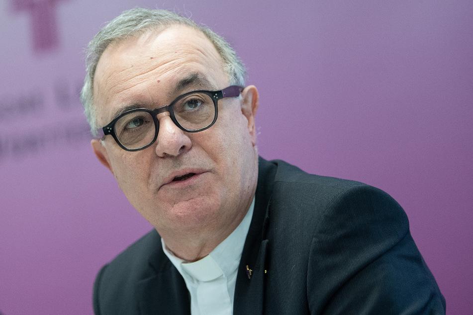 Landesbischof Frank Otfried July.