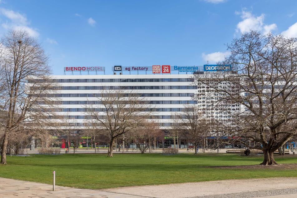 Betten stehen sowieso leer: Das Biendo-Hotel möchte Corona-Notquartier für das Klinikum werden.