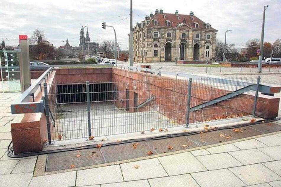 Neustädter Tunnel soll nun doch zugeschüttet werden