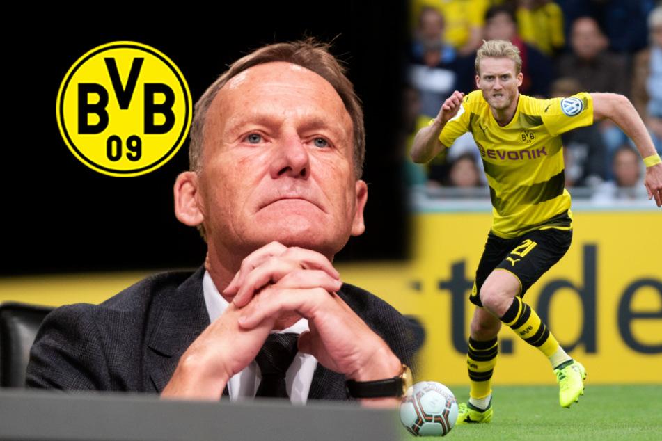Dauerhafte BVB-Rückkehr von André Schürrle unwahrscheinlich
