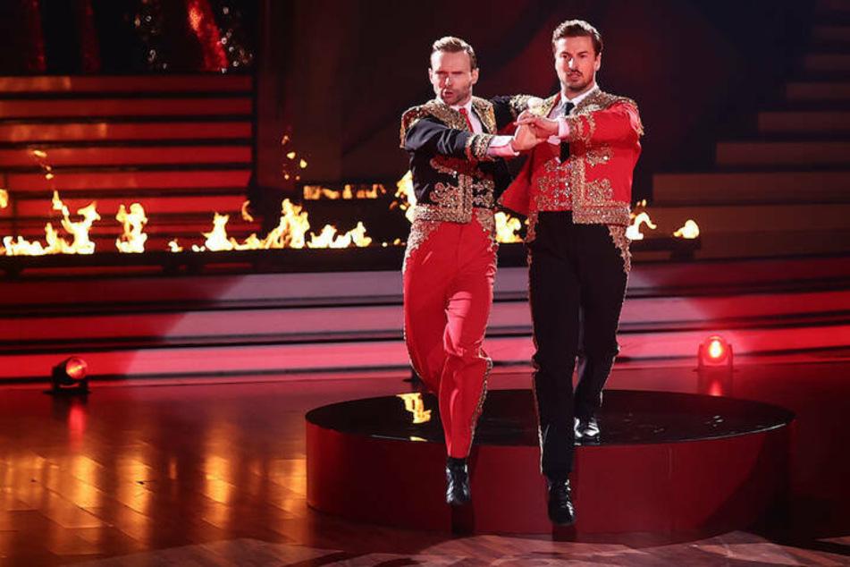 Nicolas Puschmann (30) tanzte sich jüngst mit Profi-Tänzer Vadim Garbuzov (34) ins Finale von Let's Dance bei RTL.