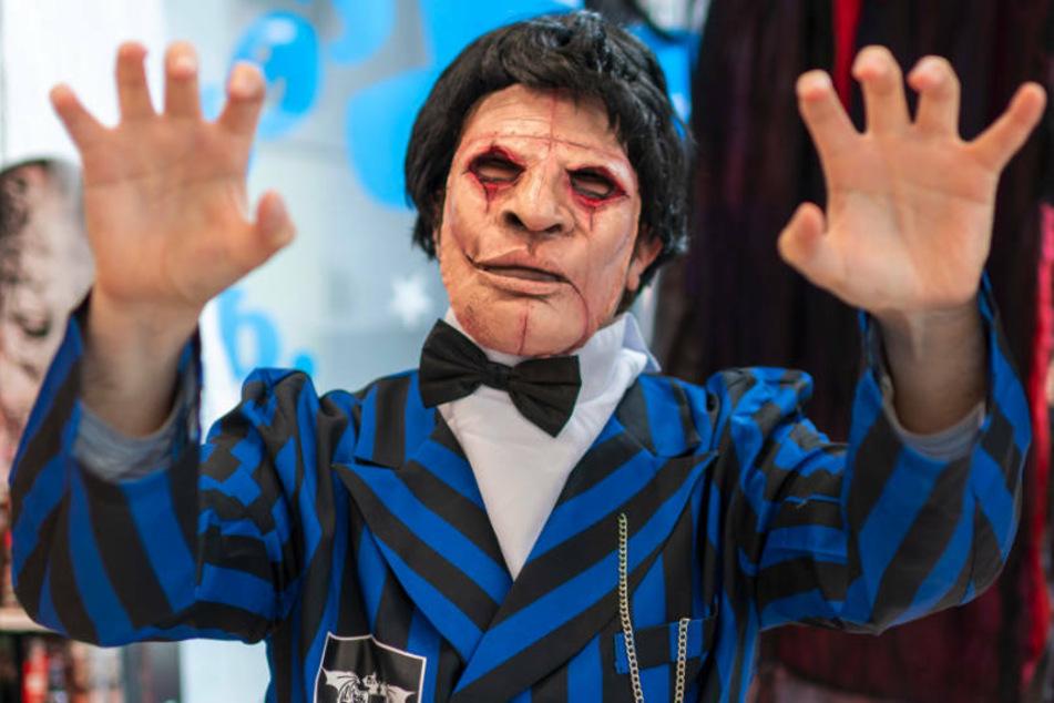 """Kostüme aus Serien wie der """"Addams Family"""" liegen voll im Trend."""