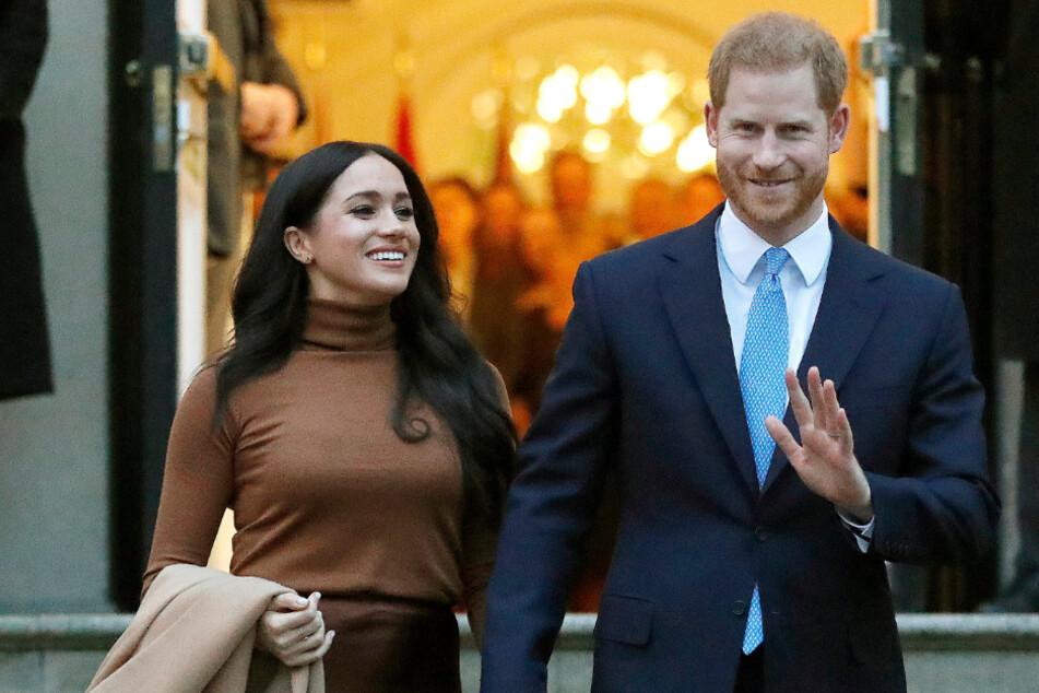 Prinz Harry (36) und seine Frau, Herzogin Meghan (39), ziehen sich aus der Welt der sozialen Medien zurück.