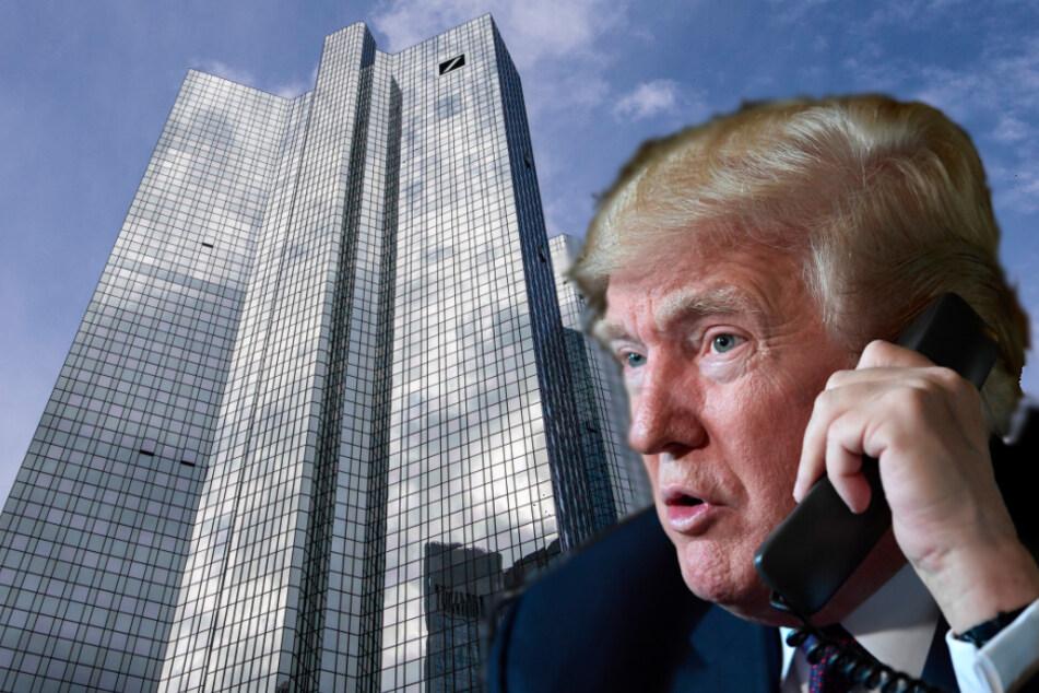 Deutsche Bank will keine Geschäfte mehr mit Trump machen