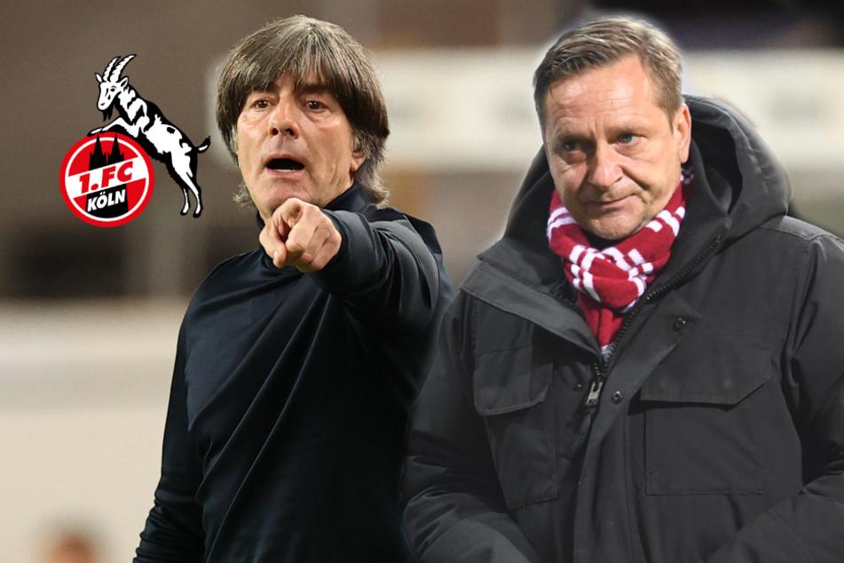 Kölns Horst Heldt versteht Diskussion um Jogi Löw nach 0:6-Pleite nicht