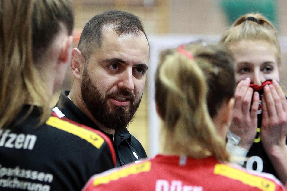 Konstantin Bitter gewann mit dem DSC 3:1 in Straubing.