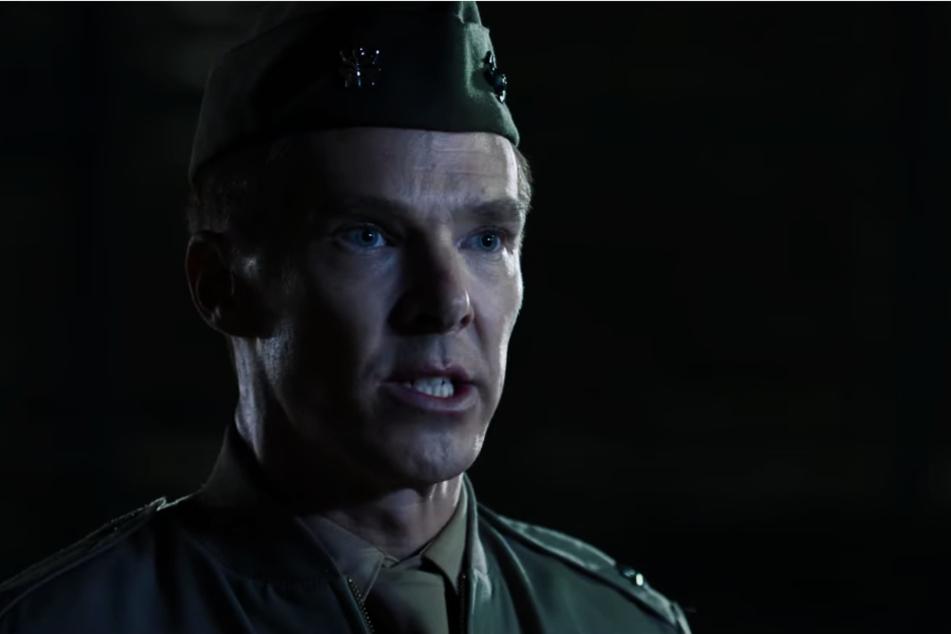 """Benedict Cumberbatch spielt in """"The Mauritanian"""" Stu Couch."""