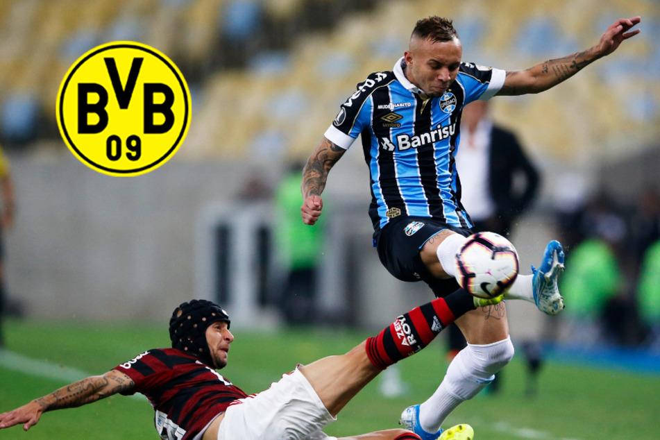 BVB an Sancho-Nachfolger dran! Kommt ein brasilianischer Nationalspieler?