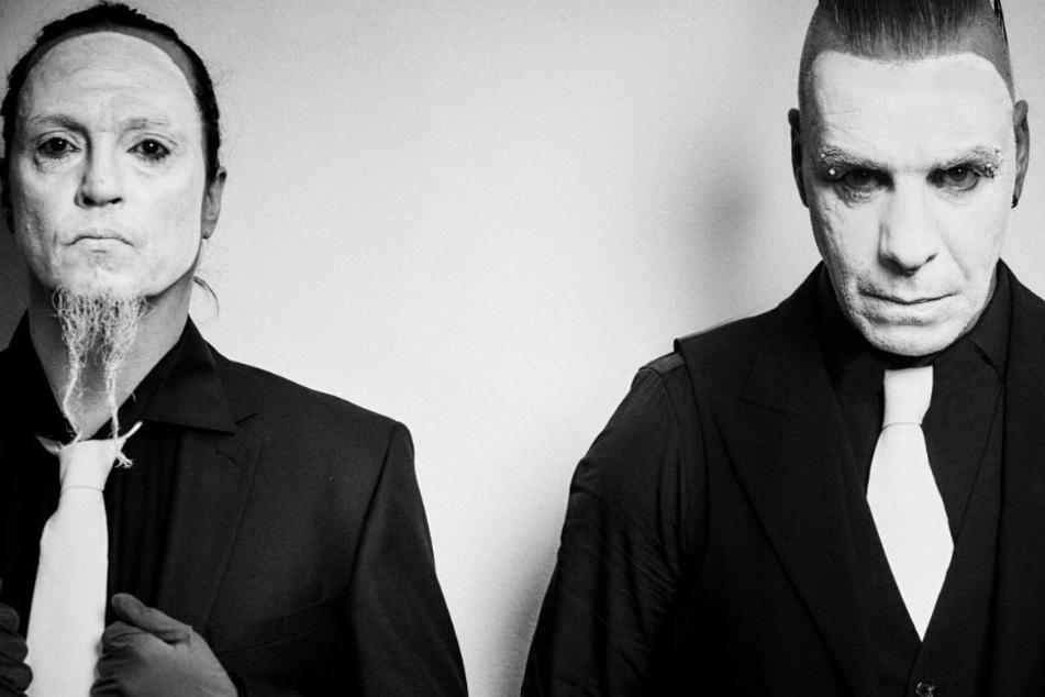 Berlin: Rammstein-Frontmann Till Lindemann verkündet Trennung