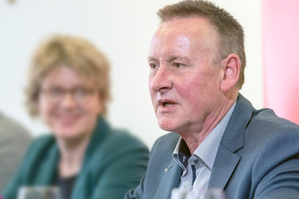 Fürths Oberbürgermeister, Thomas Jung, will in einzelnen Regionen mehr Lockerungen. (Archiv)