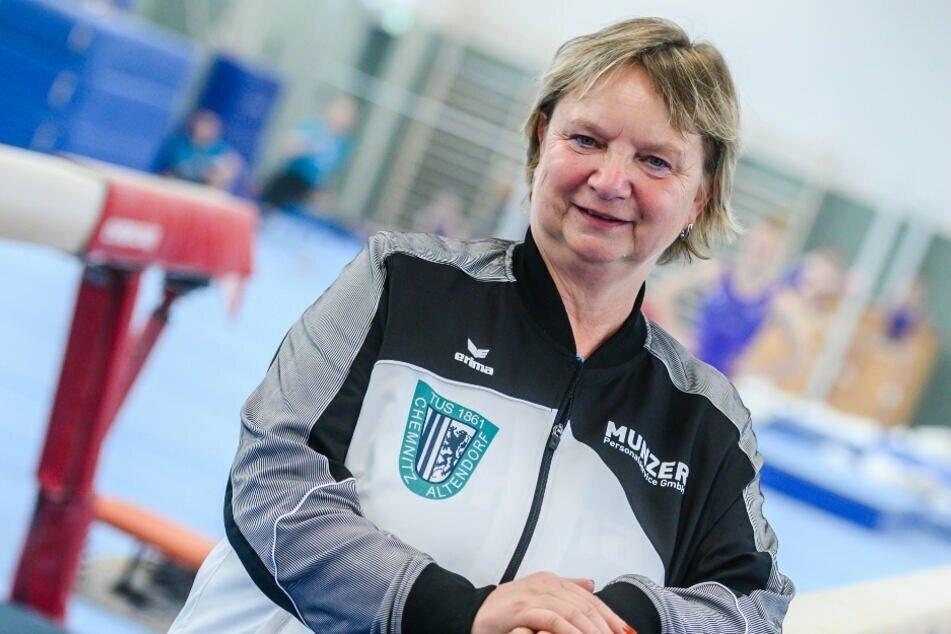 Turn-Trainerin Gabriele Frehse (60) wies alle Vorwürfe zurück.