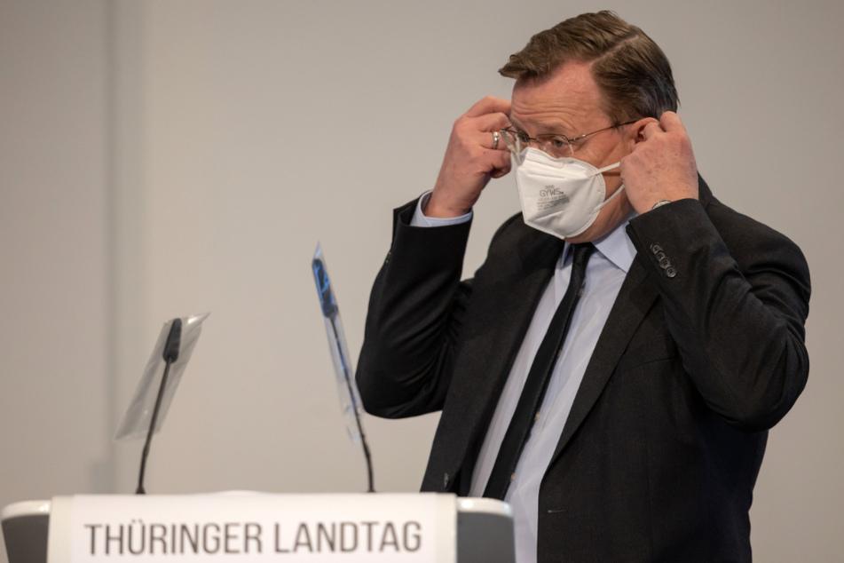 Thüringens Ministerpräsident Bodo Ramelow (64, Linke) rechnet mit einem deutlich längeren Lockdown.