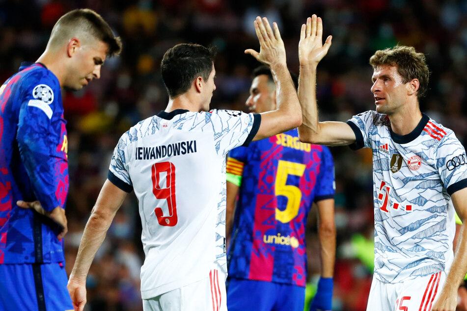 Fans des FC Bayern München konnten auf Amazon live zusehen, wie sich der Rekordmeister gegen den FC Barcelona durchsetzen konnte.