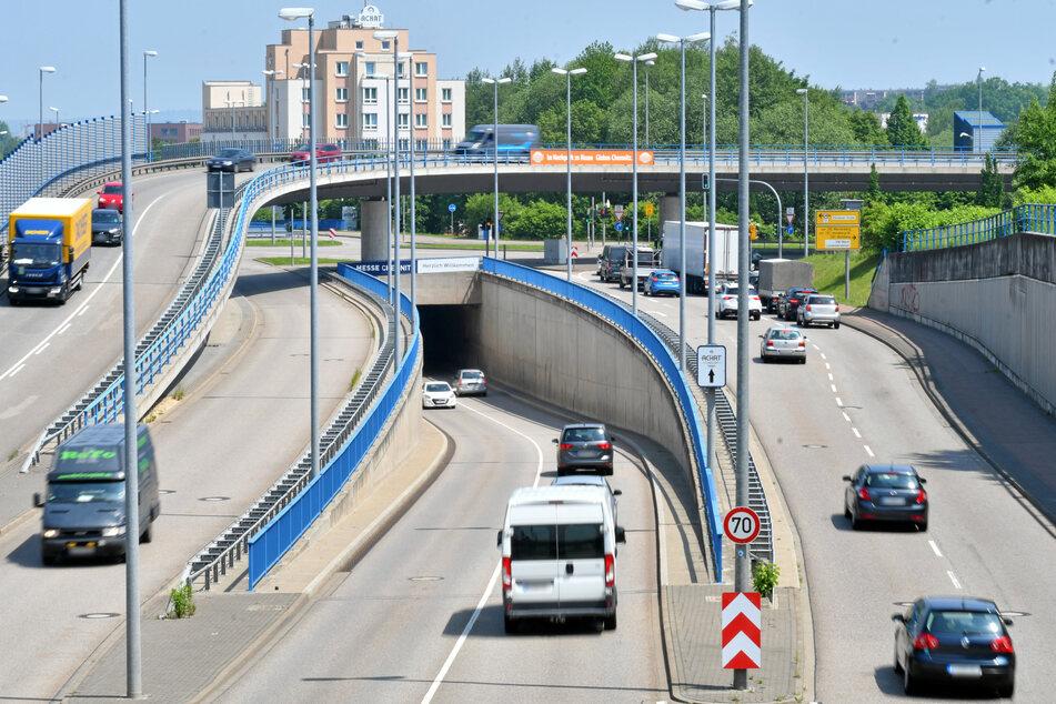 Langsamer als Tempo 70, dafür ohne Ampel für Rechtsabbieger - neue Ideen für die Neefestraße in Chemnitz.