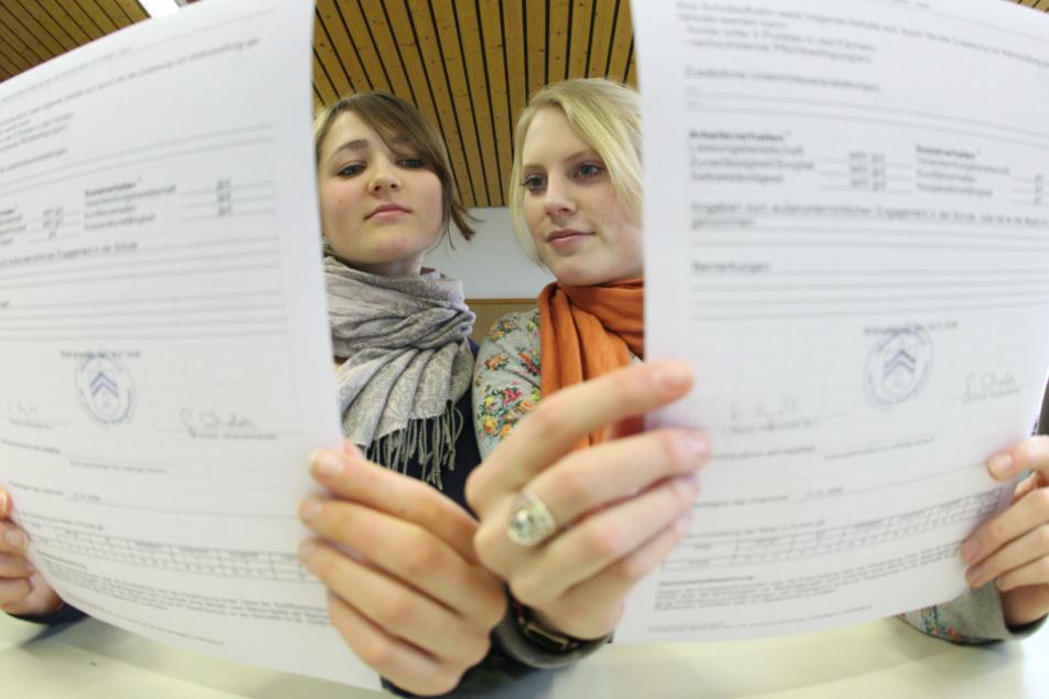 Viele Schüler können sich mit ihren Kopfnoten nicht anfreunden, befürchten Nachteile. Auch der Landesschülerrat ist dagegen.