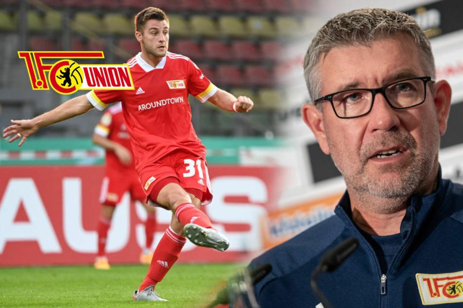 """Union Berlin: Urs Fischer erwartet """"enges Spiel"""" gegen Robin Knoches Ex-Klub"""