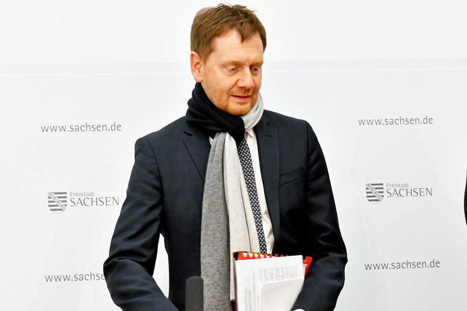 Ministerpräsident Michael Kretschmer (44, CDU).