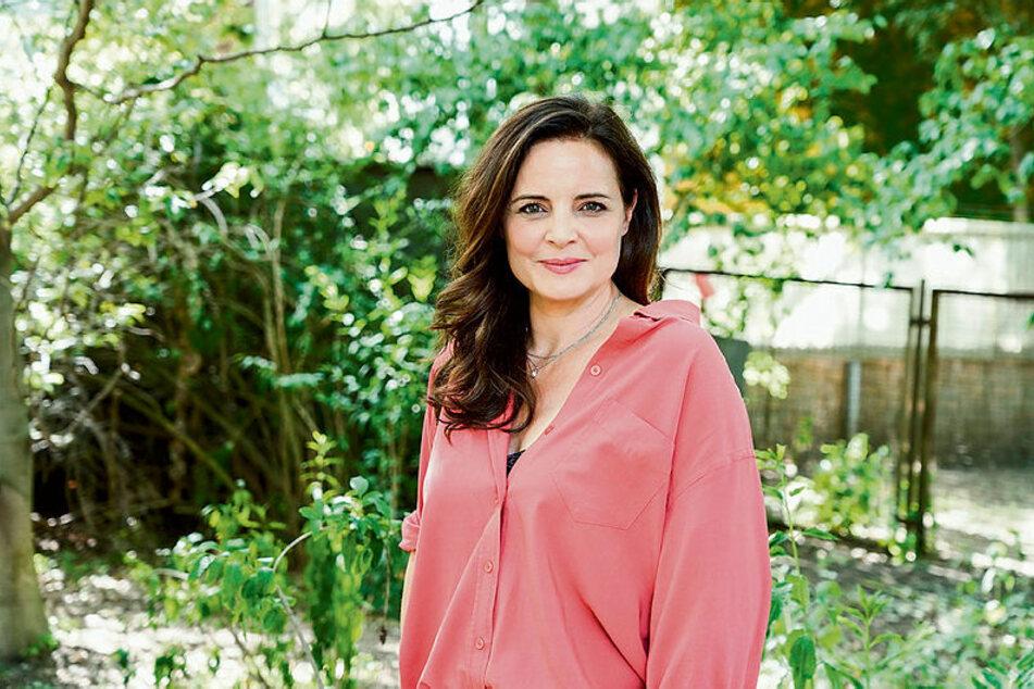 Elisabeth Lanz (49) alias Dr. Susanne Mertens.