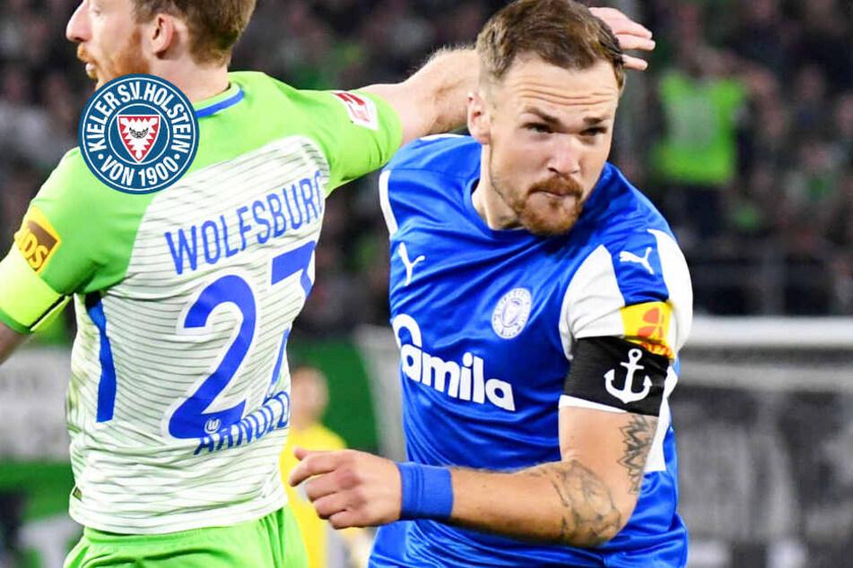 Rückspiel Kiel Wolfsburg