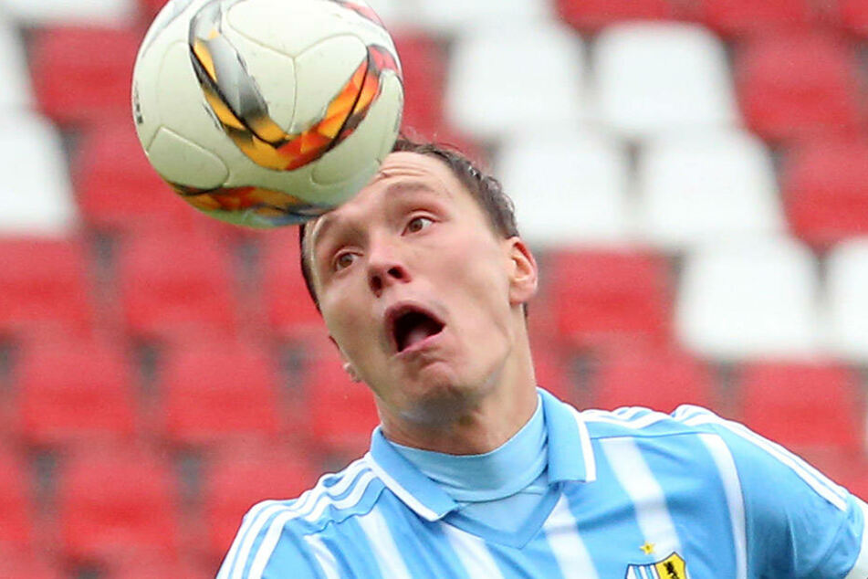 Immer den Ball im Blick: Alexander Bitroff.