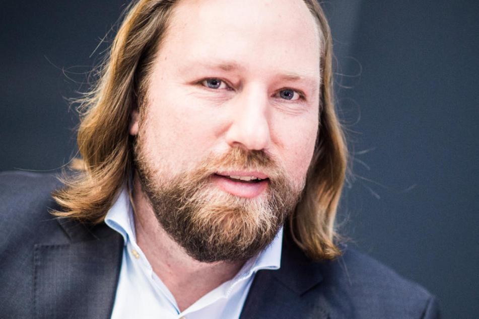 Der Fraktionsvorsitzende der Grünen, Anton Hofreiter, fordert bessere Hygiene.