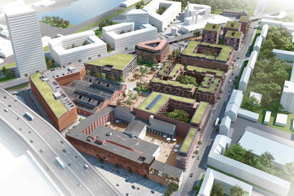 CG Gruppe lässt Studenten neues Viertel in Köln planen