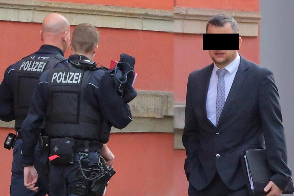 Es geht um einen Punkt in Flensburg: Hauptkommissar besticht Kollegen im Revier