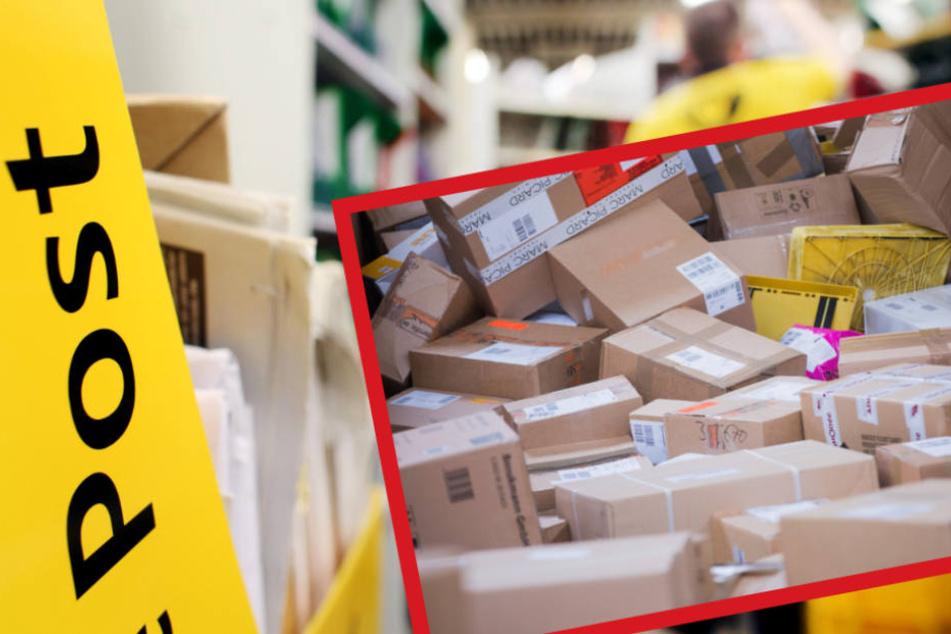Kunden müssen Pakete in Lohfelden abholen
