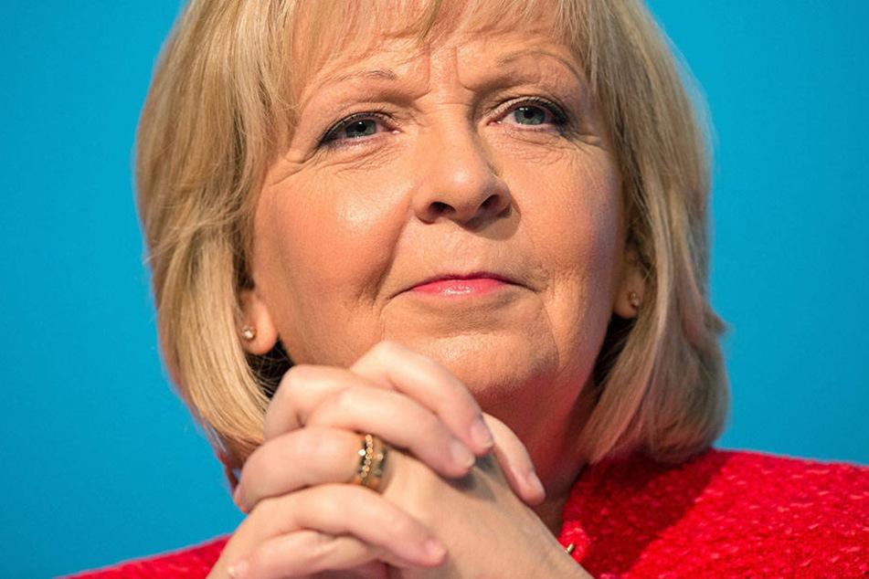 Hannelore Kraft hat ihre ganz eigene Meinung zur Linkspartei.