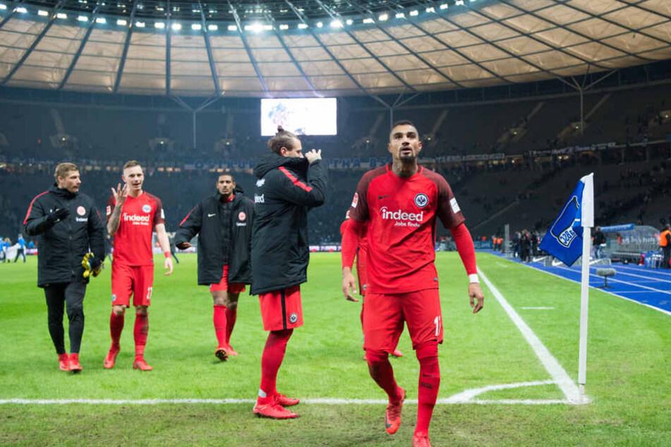 Kevin-Prince Boateng sicherte mit seinen Treffer den Dreier.