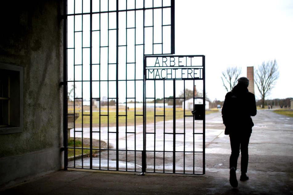 Heute vor 74 Jahren! Gedenken an Befreiung von KZ-Häftlingen