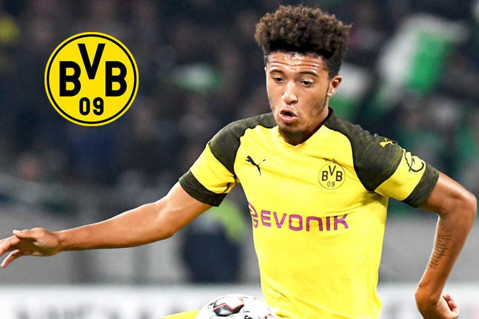 BVB verlängert vorzeitig mit Youngster Sancho