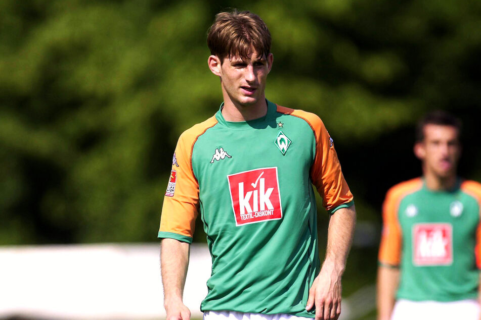 Ruud ter Heide (38) spielte in der Saison 2004/05 für den SV Werder Bremen II (32 Einsätze, acht Tore).