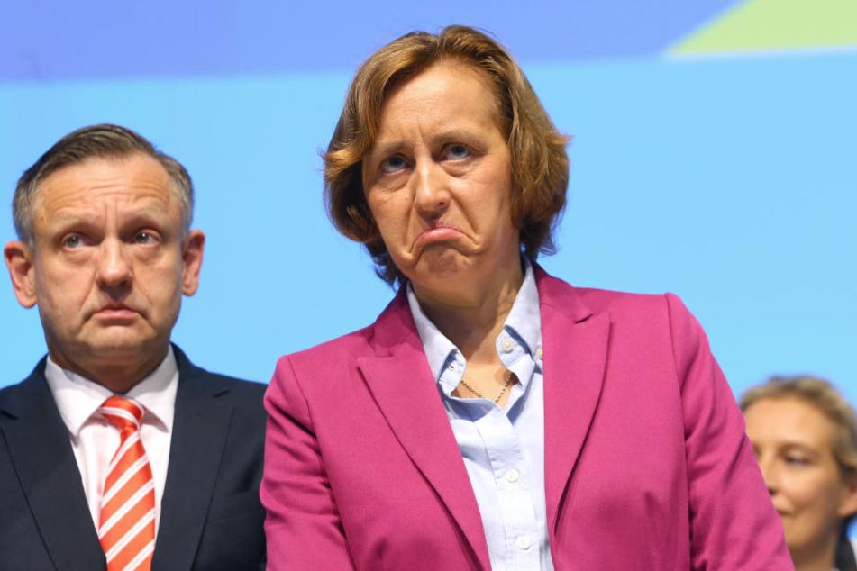 Klimakrise? Davon will Beatrix von Storch bekanntermaßen nichts wissen.