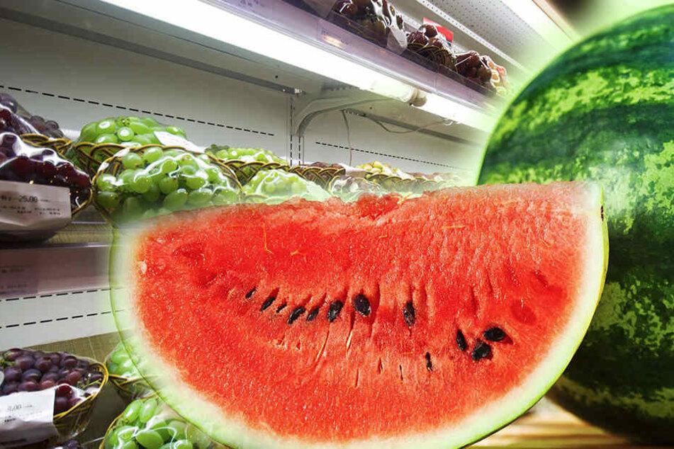 Mann will sich Wassermelone kaufen und bekommt jetzt 6,4 Millionen Euro