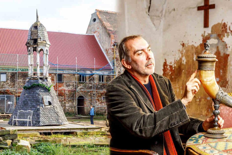 Hunderte wollen Schloss Promnitz retten