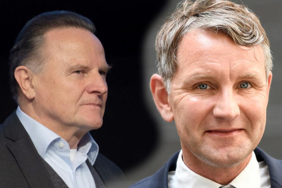 AfD-Mann Björn Höcke unter Druck: Vorsitzender fordert klare Abgrenzung nach rechts!