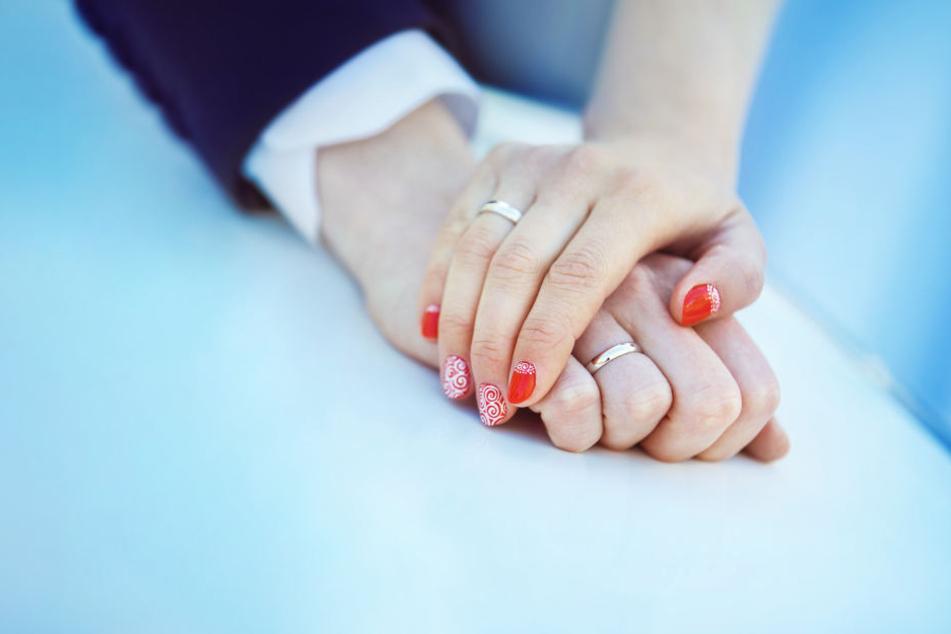 Ob die Freundin den 39-Jährigen den Antrag annahm, ist nicht bekannt. (Symbolbild.)
