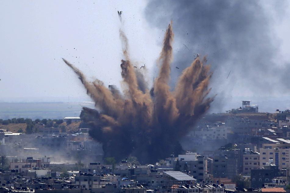 Israel wehrt sich gegen Raketen-Terror aus Gaza, keine Flüge der Lufthansa nach Tel Aviv