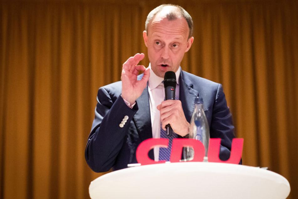 CDU-Politiker Friedrich Merz (64) hält klassische Medien für verzichtbar.