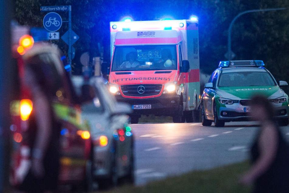 Die 80-Jährige erlag ihren Verletzungen wenig später in einem Krankenhaus. (Symbolbild)