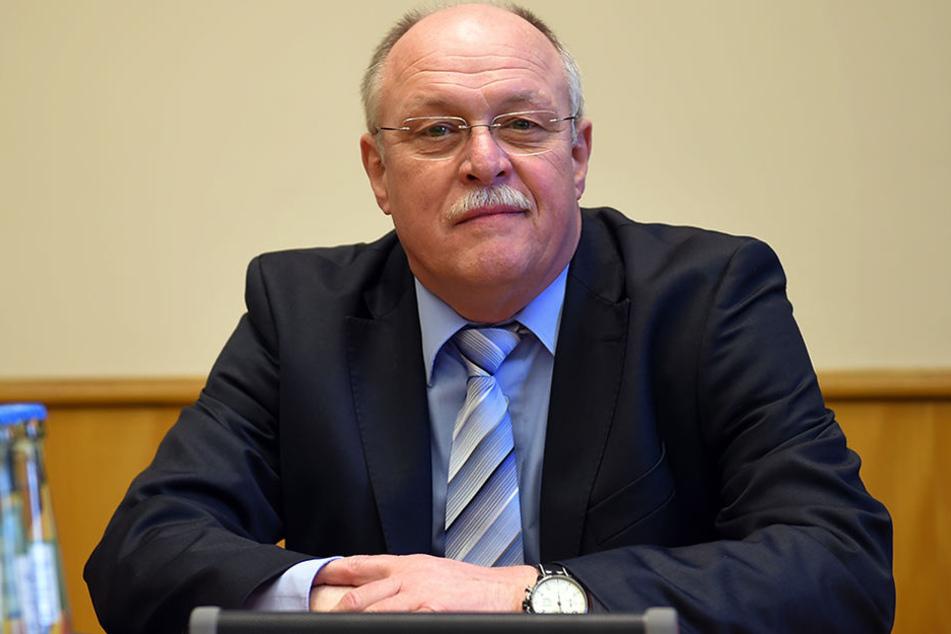 Die Staatsanwaltschaft ermittelt gegen Ex-BER-Technikchef Horst Amann.