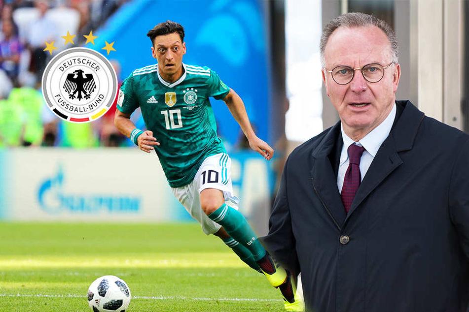 """Rummenigge: """"Viele Verlierer"""" im Fall Özil"""