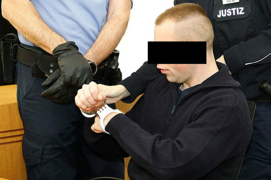 Thomas A. (21) missbrauchte im Januar 2015 ein zehnjähriges Mädchen.